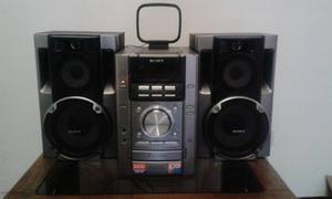 Espectacular Equipo De Sonido Marca Sony