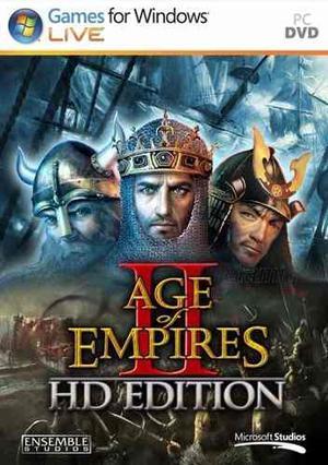 Juego De Pc Age Of Empire 2 Hd Digital