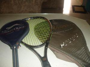 Raquetas De Tennis Y Squash