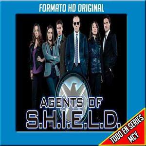 Serie Agentes Shield Temporada 1,2,3 Formato Original