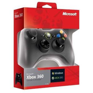 Control Alambrico Para Xbox 360 Original Usb Para Repuesto