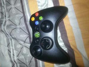 Control Original Xbox 360 Con Cargador Dual Nikon