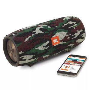 Corneta Jbl Xtreme Bluetooth Portatil Camuflajeada