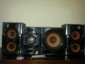 Equipo De Sonido Sony Genezi w Bsf.  Millones