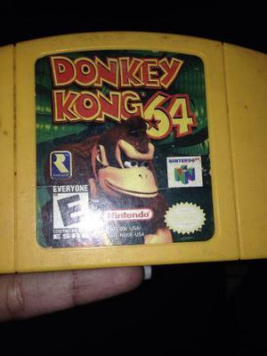 Juego De Nintendo 64 Original