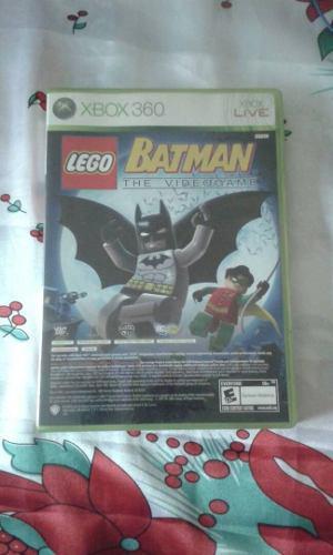 Juegos De Xbox 360 Originales Lego Batman Y Pure 2 En 1