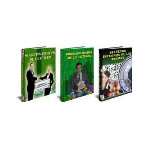 Libro Secretos Internos De Las Loterias (digital) + Regalos