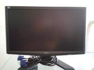 Monitor Acer X183hv 18 Usado