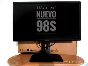 Monitores Dell 24 Fullhd p Nuevos En Caja