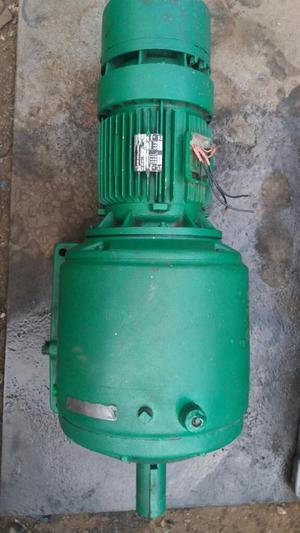 Motor Reductor Trifasico 4 Hp