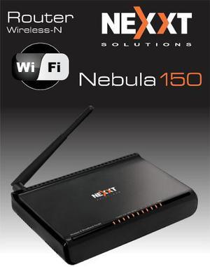 Router Nexxt Nebula 150 Wifi-n Nuevo Oferta