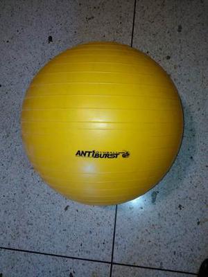 Vendo Balon De Gimnasia Marca Antiburst 50 Cm De Diametro