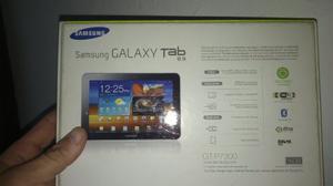 Vendo Samsung Galaxy Tab Gt Como Nueva Mas Teclado.