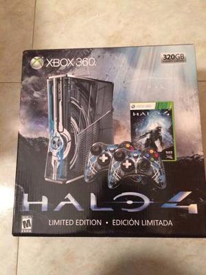 Xbox gb Edición Especial Halo 4 Nuevo Sellado