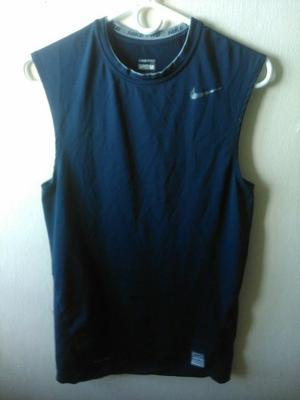 Camisa Deportiva Nike Original Talla M Usada Buen Estado
