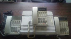 Central Panasonic Ta Aparatos Telefónicos