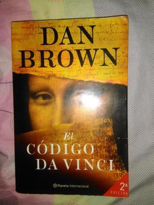Libro Físico Código Da Vinci Dan Brown