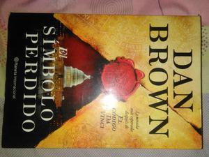 Libro Físico El Símbolo Perdido Dan Brown