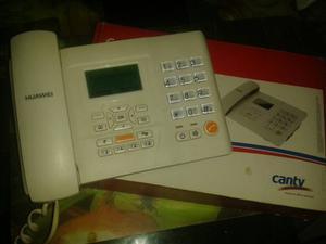 Telefono Fijo Huawei Mod F201 Cantv