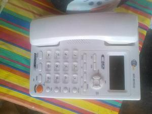 Teléfono Fijo Casa U Oficina Con Identificador De Llamadas