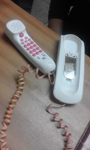 Teléfono Fijo De Casa O Oficina
