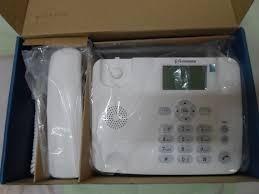 Teléfono Fijo Movistar Huawei Inalambrico F316 Con Linea