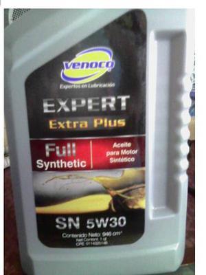Aceite Full Sintetico Sae 5w30