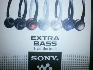 Audifonos Sony Mdr Xb808 Control Talk Extra Bass