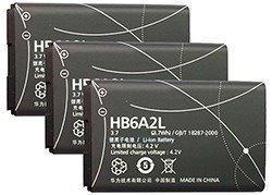 Bateria Pila Huawei Hb6a2l Para C2823 C2827 C2829 C7189