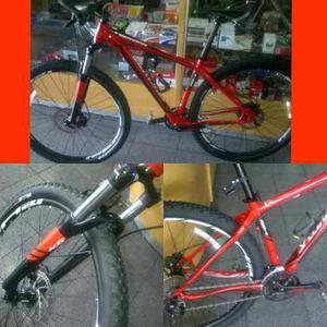 Bicicleta De Montaña Rockhopper Rin 29 Talla M 17.5