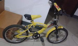 Bicicleta Kiko Ring 16. Poco Uso. Buenas Condiciones!!