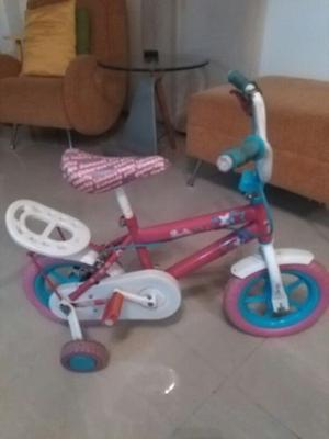 Bicicleta Rin 12 Para Niña