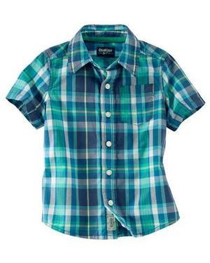 Camisas Oshkosh Y Carters Para Niños Importadas