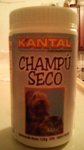 Champu Seco Para Perro Y Gatos