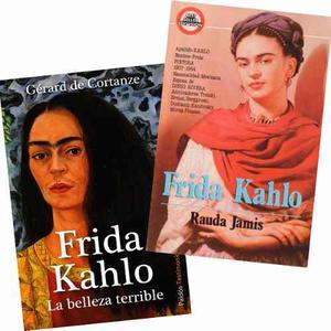 Combo 2 Libros De Frida Kahlo En Pdf