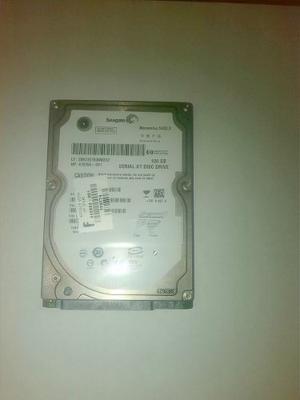 Disco Duro 120 Gb Seagate  Rpm Para Laptop Ps3/ps4
