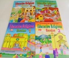 Educación Religiosa, Edit. Salesiana 12,6 Mis Primeros