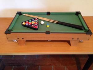 Mesa De Pool Jeidy Toys (negociable)