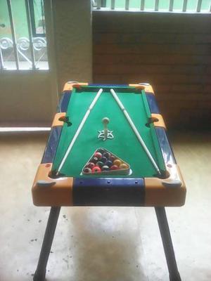 Mesa De Pool Para Niño