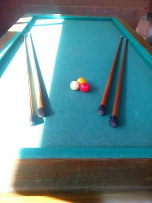 Mesa De Pool Y Billar Usadas.