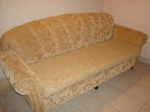 Mueble Sofa De Recibo De 3 Puestos