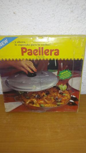 Paellera