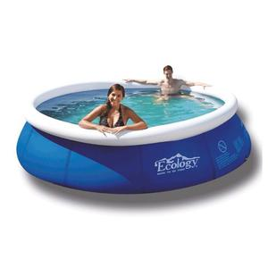 Piscina Inflable Familiar Ecology 2.4 Mts