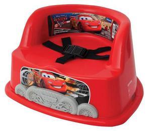 Silla De Comer Booster Cars Disney