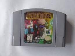 Vendo O Cambio Excelente Juego Para Nintendo 64 Robotron 64