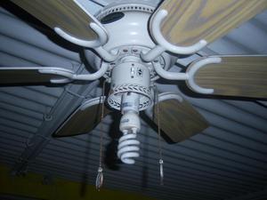 Ventilador lampara de techo hampton bay posot class - Lamparas de ventilador ...