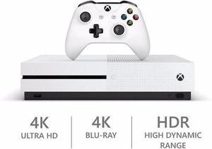 Xbox One S 1tb +1 Control +4pilas Duracel 2500mah Negociable