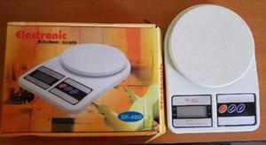 Balanza Peso Digital De 7 Kilos Electronic De 1g A 7kg