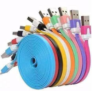 Cable Usb Plano 3mts Celulares Tablet Micro Usb Pto Ordaz