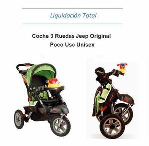 Coche 3 Ruedas Jeep Original Poco Uso Unisex Excelent Oferta